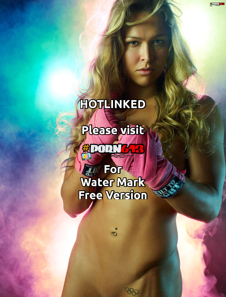 Ronda Rousey - UFC bantam-weight Champ