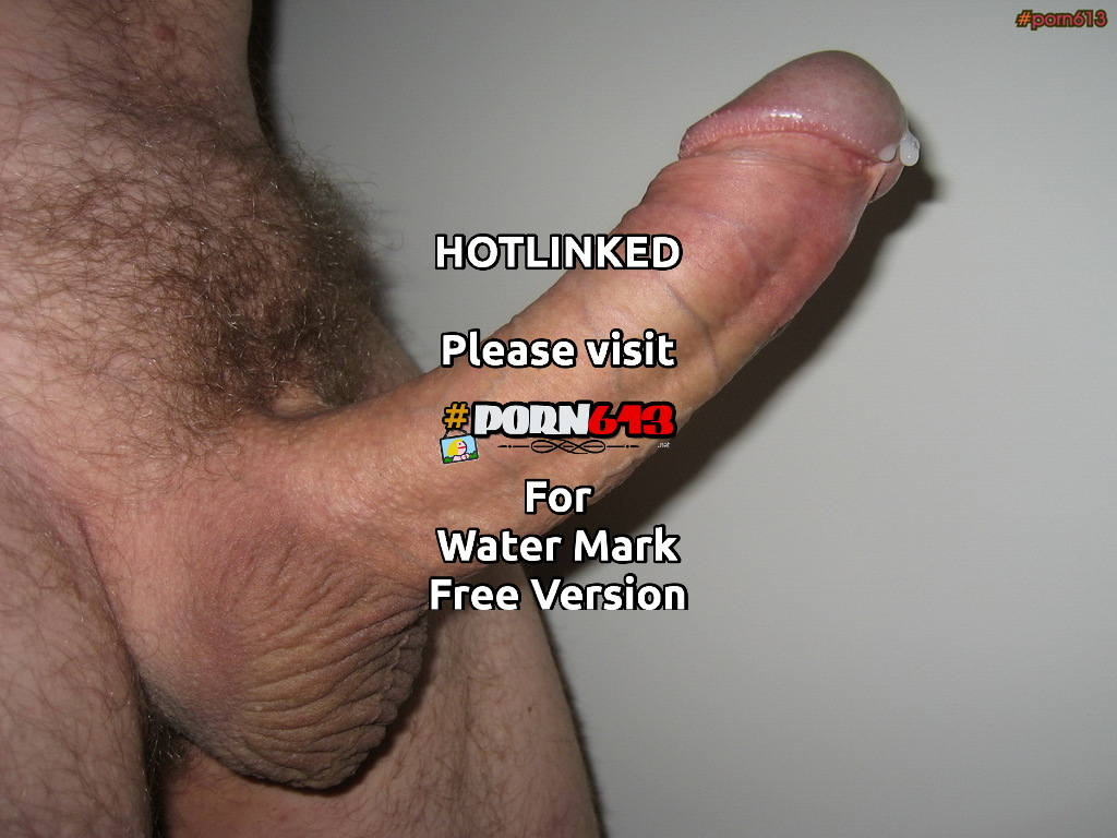 my very hard big xxl cock with cum for my hungry wife