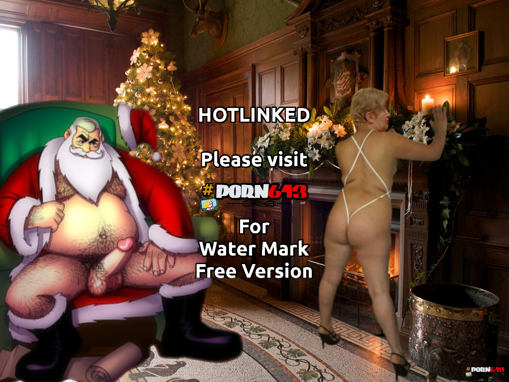 mature fucked in christmas