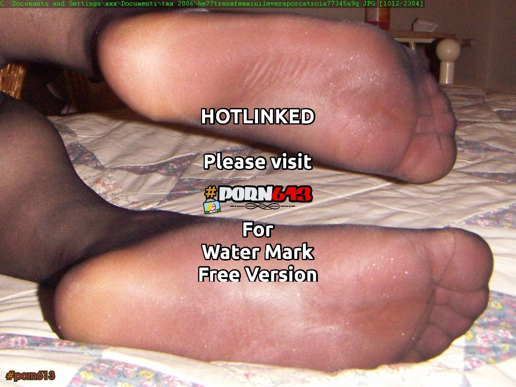 symonax77 shemale feet foot toes nylon