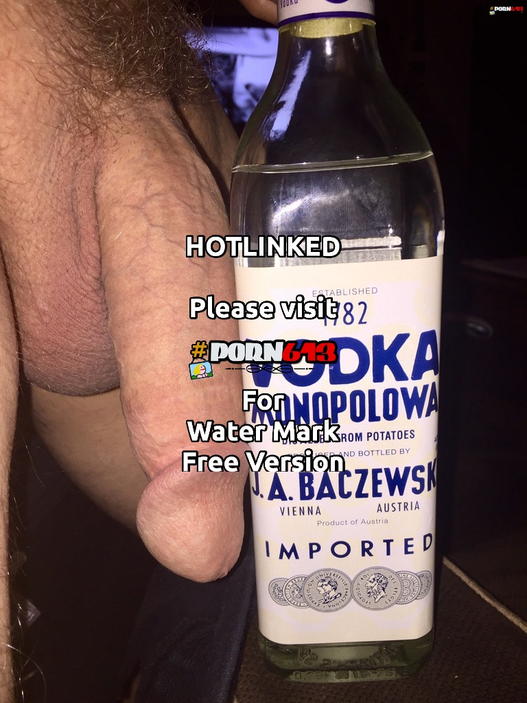 Meat and vodka